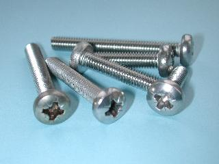 Pozi Pan Screws