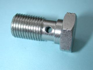 Laverda Brake Calliper Banjo Bolt (Stainless) 30490121 - box