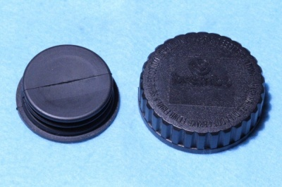 Laverda Brake/Clutch Reservoir Cap & Bellows (Front) 47213018 - C16