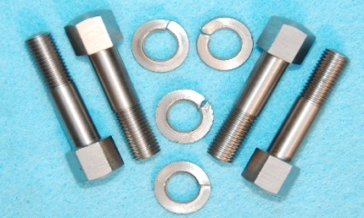 012) BSA Stainless Steel Handle Bar Clamp Bolts - 007BB-U48x4