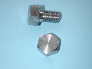 01) 5/16 BSF Bolt x 1/2'' Stainless Steel HB516012