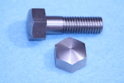 03) 5/16 Domed BSF Stainless Steel Bolt x 1''  HB516100D