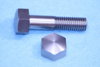 04) 5/16 Domed Bolt  x 1-1/4'' Stainless Steel BSF HB516114D