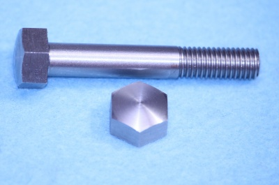 07) 5/16 Stainless Steel Domed BSF Bolt x 2'' HB516200D