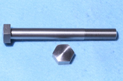 14) 1/2 Cycle X 4-1/2'' Stainless Bolt Domed 26 tpi HC12412D
