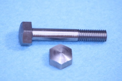 07) 1/4 Stainless Steel Domed BSF Bolt x 1-1/2''  HB14112D