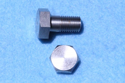 02) 5/16 Cycle Bolt Stainless X 5/8'' Steel HC516058