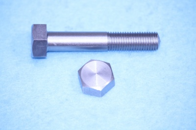 08) 5/16'' Cycle Bolt  X 1-3/4'' Stainless HC516134