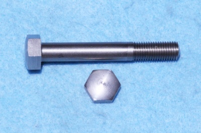 10) 5/16 Cycle X 2-1/4'' Stainless Domed Bolt HC516214D