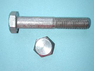 09) M12 70mm Stainless Hex Head Bolt HM1270 - N54