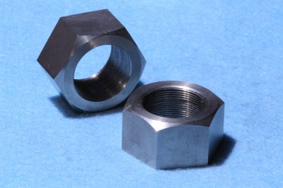 99e) 1 inch Nut Cycle 26tpi  Stainless Full NCF10026 - Q61