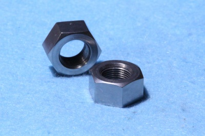 40) 1/2''  Cycle Nut Stainless 26 tpi Full NCF12026 - Q25