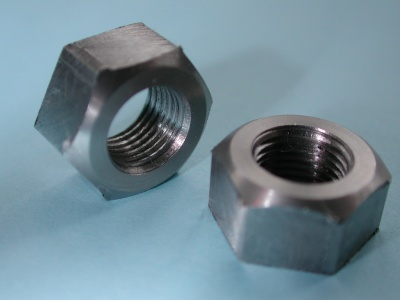20) 3/8'' Cycle Nut Stainless 26 tpi Full  NCF38026 - Q13