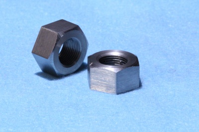 72) 5/8 Stainless Cycle Nut  20tpi Full NCF58020 - Q38