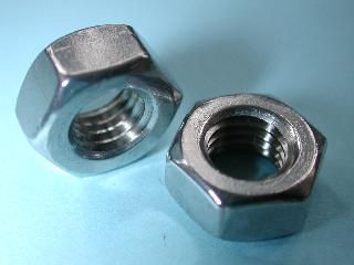 52) 8mm Nut Stainless Full NMF08 - L11