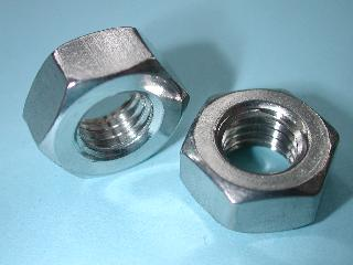 71) 10mm Nut Stainless Full NMF10 - L17