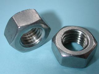 81) 12mm Nut Stainless Full NMF12 - L23
