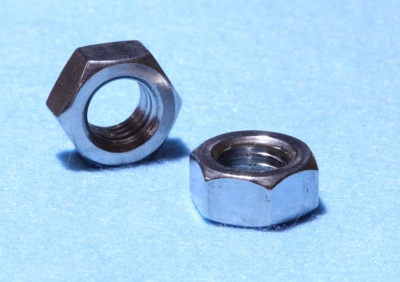 91) 14mm Nut Stainless Full NMF14 - L29