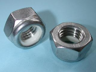 93) 14 mm Nut Stainless Nyloc NMY14 - L30