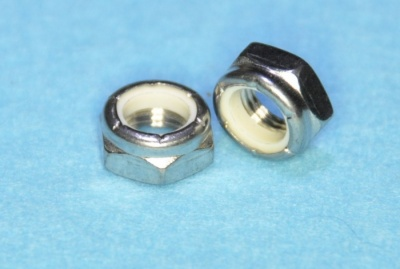 23a) 3/8 Stainless UNF Nut Nyloc 24tpi NUFY38024L - S41