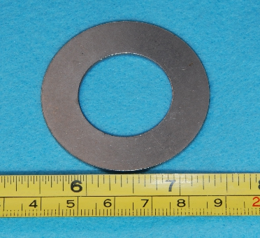 11) 1 Inch Plain Washer Stainless - P100