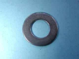 02) 5/16'' Plain Washer Stainless - P516