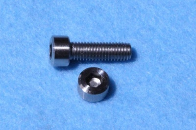 02) M5 16mm Stainless Cap Screw SM0516 - M07
