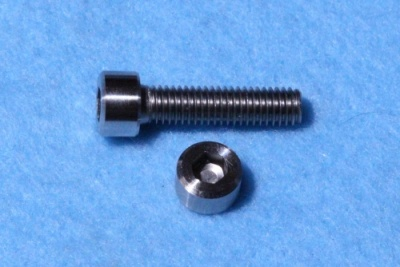 03) M5 20mm Cap Screw Stainless SM0520 - M13