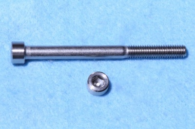 13) M6 75mm Socket Head Cap Screw SM0675 - M63