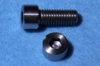 02) M8 20mm Stainless Cap Screw SM0820 - M16