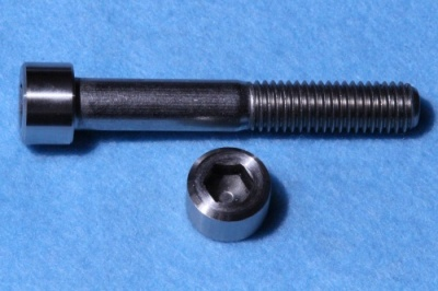 10) M10 65mm Socket Head Cap Screw SM1065 - M59