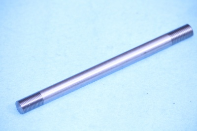 17) 3/8'' x 5-1/4'' BSF/Cycle Stainless Steel Stud - STBC380514