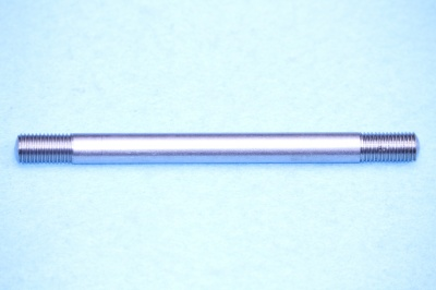 11) 5/16'' x 3-3/4'' Cycle Stud 26 tpi Stainless Steel - STCC5160334