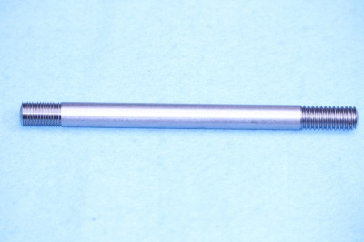 16) 3/8'' x 5'' Whit/Cycle Stainless Steel Stud - STWC380500