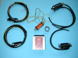 Laverda Ignition Kit (Witt Replace CDI Unit) - 180wittcdi