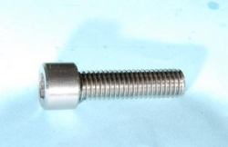 Laverda Fork Yoke Pinch Bolt (Stainless) 30363123 - M34