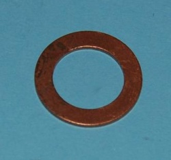 Laverda Brake Calliper Banjo Bolt Copper Washer 33113134 - C17