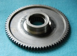 Laverda 180 Starter Clutch Gear Exchange 41119060 - F01