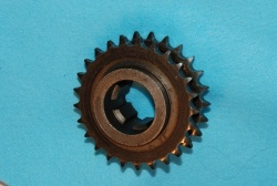 Laverda Engine Primary Sprocket Double Row 41213040 - B51