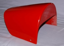 Laverda Seat Back (Black only left) 61922731