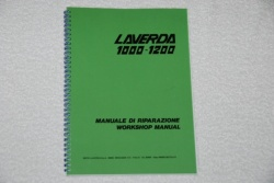 Laverda 1000-1200 Workshop Manual - 94000066