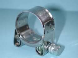 Exhaust Pipe Clamp Stainless 29mm to 31mm EX2931 A07