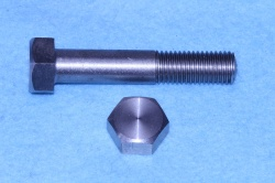 06) 3/8 BSF x 2'' Stainless Steel Bolt  HB38200