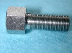 02) 5/16 BSF Stainless Steel Bolt x 3/4''  0.445'' A/F HB516034S