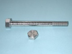 13) 5/16 BSF Bolt x 3-1/4'' Stainless HB516314