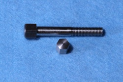 08) 1/4 Domed BSF Bolt x 1-3/4'' 0.375 A/F Stainless Steel 26tpi HB14134DS