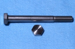 15) M10 100mm Stainless Hex Head Bolt HM10100 - N17