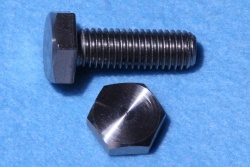 03) M10 30mm Bolt Stainless HM1030 - N16