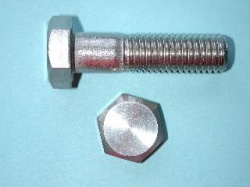 04) M12 45mm Bolt Stainless HM1245 - N24