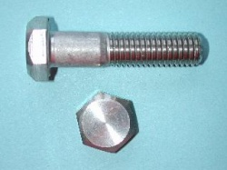05) M12 50mm Bolt Stainless HM1250 - N30